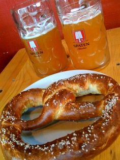Gourmet Haus- Big German Beers, Big German Pretzels