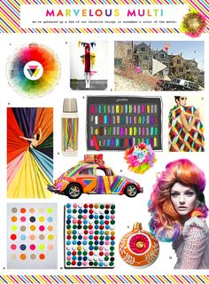 marvelous multi (kate spade new york)  we've gathered up a few of our favorite things in november's color of the month