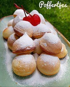 Resep Cara membuat Poffertjes Kue Khas Belanda Praktis, Enak dan Sederhana