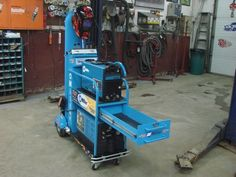 Welding trolley - MIG Welding Forum