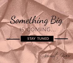 WE ARE COMING SOON WITH BIG VENTURE ! STAY TUNED Venture by : Gurmit Kaur #gurmitkaur #comingsoon #bigventure #staytuned #venture #teasurelaunchingsoon #bigsurprises #gurmitkaurcouture #gurmitkaurjewellery #gurmitkaurfootwears #gurmitkaurworld #gurmitkaurthebrand #royal #designers #designer #emperors #king #queen #royalty #sultan #sultanas