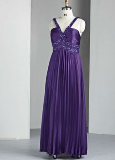 Charmeuse Modified Sweetheart Ruffled Bodice Long Prom Dress