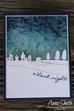 images about Christmas Cards (SU) Stampin up
