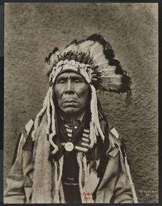 Three Bears - Blackfeet (Pikuni) - 1913