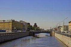 St. Petersburg Travelling