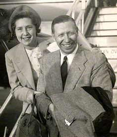 Remember when George Formby's wife Beryl told the architect of apartheid to piss off? - Us Vs Th3m
