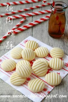 Butter . Flour & Me      爱的心灵之约: 圣诞节快乐 ~ 德国奶酥