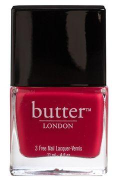 Pretty shade of red 'blowing raspberries' http://rstyle.me/n/ktphrnyg6