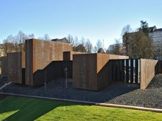 Musée Soulages View map by RCR Arquitectes — with Cedric Meravilles #architecture