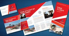 Aviation Flight Instructor Marketing Materials