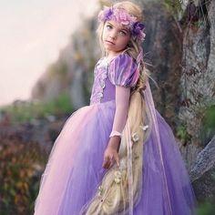 Jurebecia Cinderellar//Sofia Dress Girls Costume Butterfly Birthday Party Princess Cosplay 1-12Years