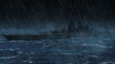 japanese battleship musashi 3d model fbx ma mb 3dm 7