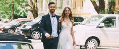 Anne Wolf Brautkleider 2017 – das Berliner Label steht für maßgeschneiderte Hochzeitskleider mit klaren Linien und detailverliebten Accessoires.