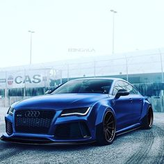 #Audi_RS7 #WideBody