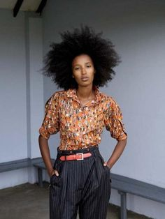 Can't wait til my hair can do this!