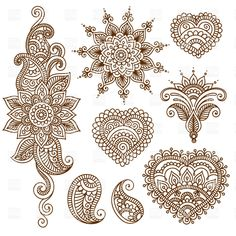 The vector file Henna Tattoo Flower Template Mehndi Style CDR File is a Coreldraw cdr ( .cdr ) file type, size is KB, under henna, mehndi vectors. Henna Tatoos, Henna Tattoo Designs, Henna Mehndi, Henna Art, Mehndi Designs, Mehendi, Mehndi Flower, Mehndi Tattoo, Estilo Mehndi