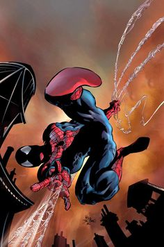 Spider-Man - Mike Deodato Jr.