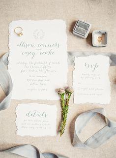 Neutral La Rio Mansion Wedding Inspiration