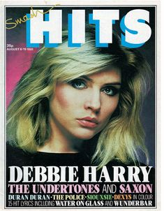Founded in Smash Hits was the UK's rad, alternative answer to pop music magazines of the time. Though the print edition ended in we can still admire the older editions as cataloged by the awesome archive site, Like Punk Never Happened. In Color Lyrics, I Love Music, Pop Music, Blues Music, The Undertones, Paul Weller, Elvis Costello, Blondie Debbie Harry, Music Magazines