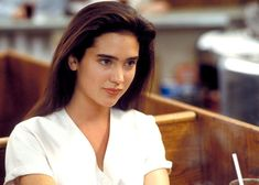 Jennifer Connelly in The Hot Spot (1990)