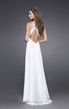 white prom dresses for wedding