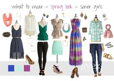 what to wear senior photos - Google Search