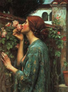 Browse through images in Bridgeman Images' John William Waterhouse collection. John William Waterhouse was a leading English Pre-Raphaelite artist known for his deptictions of female characters from mythology. John William Waterhouse, William Faulkner, John William Godward, Gustav Klimt, Dante Gabriel Rossetti, Illustration, Fine Art, Renoir, Beautiful Paintings