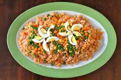 Mil Grageas: Mexican Rice