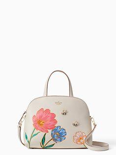 Sincere Antique Tan Net Pink Green Floral Multi Color Fringe Glass Bead Flapper Purse Vintage Accessories Art Deco