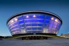SSE Hydro, Glasgow, Scotland (by Arup)
