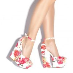 Aylin wedge by shoe dazzle  $54.00