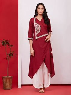 Burgundy Hand Embroidered Cotton Asymmetric Kurta with Off White Palazzo - Set of 2 Latest Kurti Design LORD SHREE GANESHA ANIMATED GIFS PHOTO GALLERY  | I.PINIMG.COM  #EDUCRATSWEB 2020-05-11 i.pinimg.com https://i.pinimg.com/originals/8f/7d/32/8f7d32610699c36555a11588eeab31ce.gif