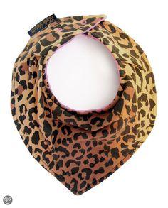 Hippe slabbetjes! #Cheetah #Baby #Trendy