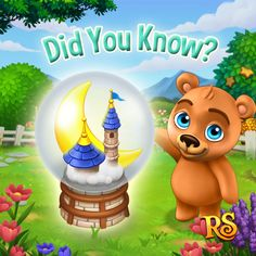 DID YOU KNOW.....? Play Now!   http://t.funplus.com/trenfpo  Did you know that you will get a Moonstone Globe when you start the Moonstone Globe story quest about the Mighty Merella? Once this quest has started it will be loaded in your inventory > pouch!   P.S. Please do not worry if you don't have this quest for now. Keep on going with your current story quest and it will show up later on in the story order.   Like & Share this tip with your friends!  #RoyalStoryTwitter