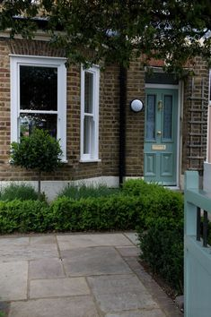 Front Garden Ideas London urban front garden | east london front garden design | pinterest