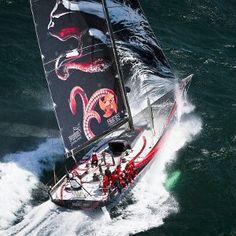 Puma in Volvo Ocean Race  (supersport.com)