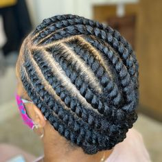 Protective Hairstyles For Natural Hair, Natural Hair Braids, Braids For Black Hair, Natural Hair Styles, Curly Hair Styles, Natural Cornrow Hairstyles, Hair Twist Styles, Flat Twist Hairstyles, Flat Twist Styles