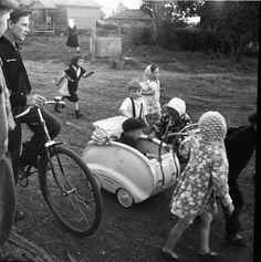 «У них свой транспорт», 1957 г., Тамбовская обл., колхоз «Коминтерн» Motorcycle, Vehicles, Rolling Stock, Motorcycles, Vehicle, Motorbikes, Engine, Tools