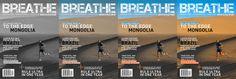 Breathe Magazine Volume 7 Issue 1 cover collage.