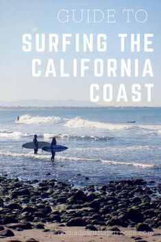 There are so many rad surf destinations in California. Check out this guide to California surf destinations to find he perfect wave for you. Best Surfing Spots, Surfing Tips, Endless Summer, Surfing Destinations, Learn To Surf, Surf Trip, California Dreamin', Travel Usa, Adventure Travel