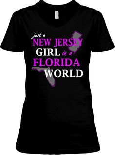 New Jersey Girl In A Florida World