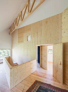 A Sculptural, Simple Prefab Home in Sweden - http://freshome.com/prefab-home-in-sweden/