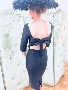 Style Doukissa back Aw 2018, Backless, Dresses, Style, Fashion, Vestidos, Swag, Moda, Fashion Styles