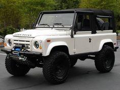 1997 Land Rover Defender 90 Soft Top in Birmingham, Alabama
