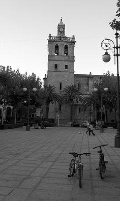 plaza Villanueva De La Serena byn