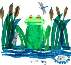 Frog by Tracey English www.tracey-english.co.uk