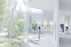 Hiroshi Senju Museum / Ryue Nishizawa