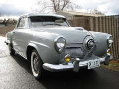 1951 Studebaker Champion Starlite Coupe Maintenance/restoration of old/vintage vehicles: the material for new cogs/casters/gears/pads could be cast polyamide which I (Cast polyamide) can produce. My contact: tatjana.alic@windowslive.com