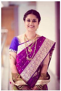 A Maharashtrian Bride........