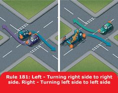 Highway Code Rules Tramways